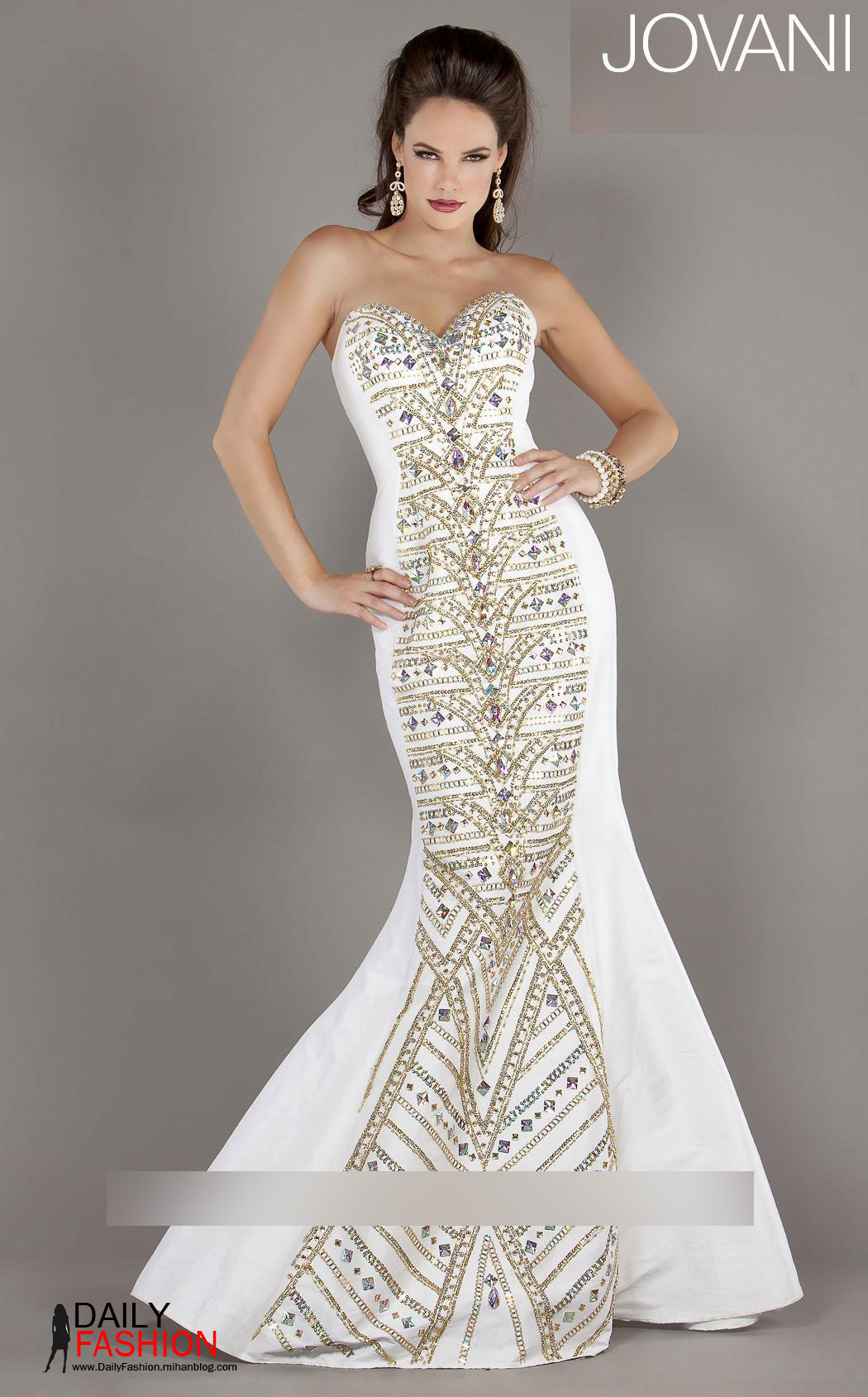 Daily Fashion - مدل لباس شب از طراح آمریکایی Jovani سری 2